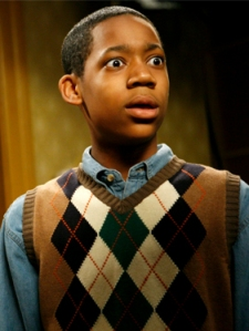 How Tyler James Williams should be look at you all after taking away his gig.
