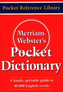 pocketdictionary