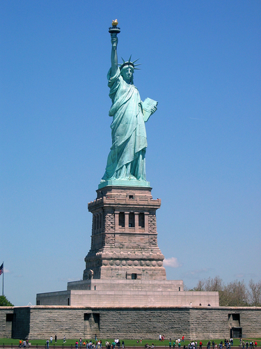 The only woman in America who deserves to be on a pedestal 24/7 ... and she's not even American.