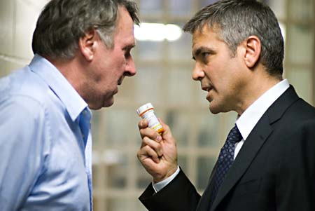 I was extremely satisified when Michael Clayton was nominated for seven Academy Awards in 2008.