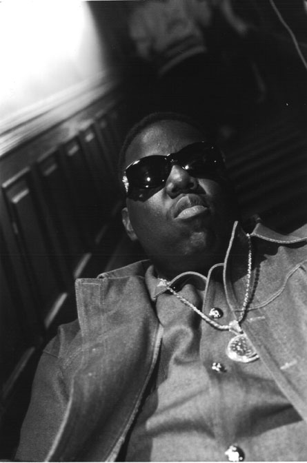 Biggie Smalls had justification for wearing shades indoors. You don't.