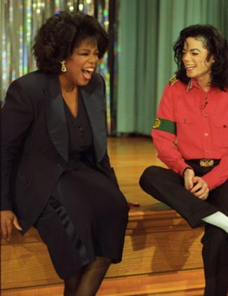 Oprah and Michael...